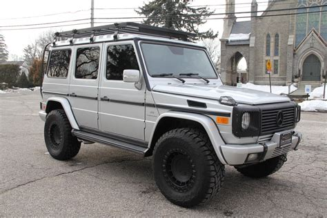 2005 Mercedes G55 Amg by 2005 Mercedes G55 Amg On 18 Quot Rotiform Offroad Wheels