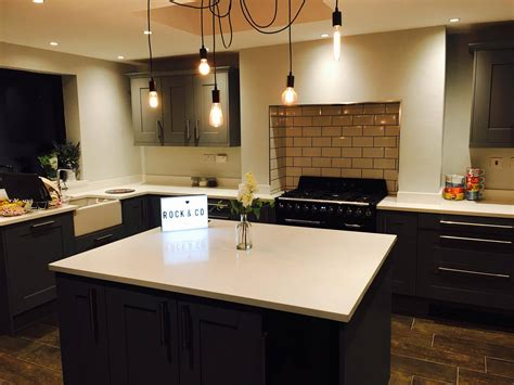 Transform Your Kitchen With Track Lighting Rock And Co Kitchen Worktop Lighting