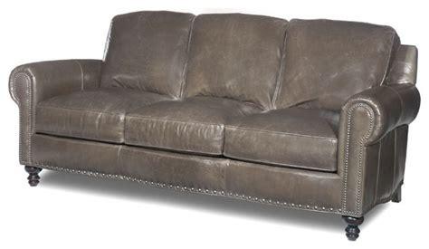georgia sofa georgia leather sofa sofas by tufted home