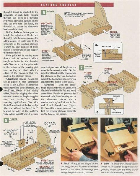 bench grinder tool rest plans bench rest plans bench grinder tool rest plans woodarchivist