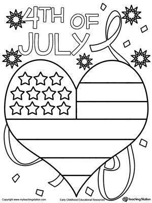 happy 4th of july color by numbers coloring book for adults a patriotic color by number coloring book with american history summer color by number coloring books volume 28 books happy 4th of july poster coloring page myteachingstation