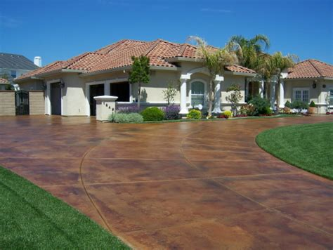 how to get stains concrete patio how to stain concrete