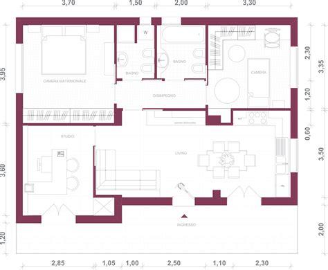 come dividere un appartamento di 100 mq come dividere un appartamento di 80 mq decorazioni per