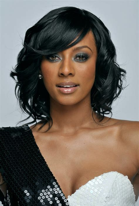 Bobs For Black Hairstyles by 24 Fabulous Black Bob Hairstyles Slodive
