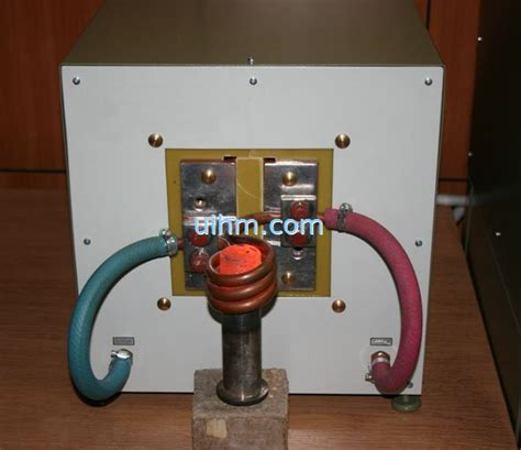 induction heating steel rod united induction heating machine limited of china