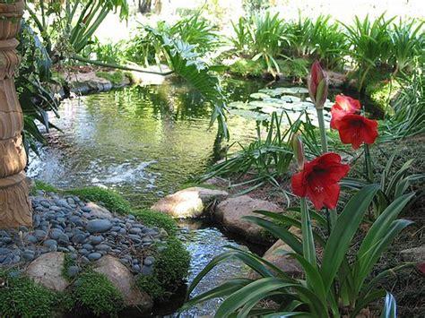 pond meditation gardens self realization fellowship