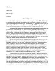 Process Essay Samples Free Process Analysis Essay Nettles 1 Jeffrey Nettles Laurie