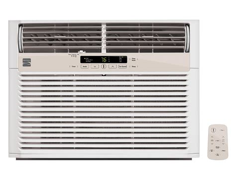 room air conditioning units kenmore 86120 12 000 btu multi room air conditioner window unit white