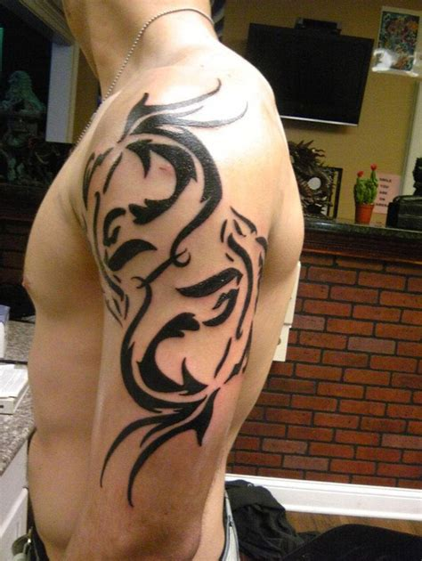 cool mens tattoos 30 best tribal designs for mens arm