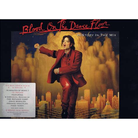 mix on the floor blood on the floor history in the mix by michael