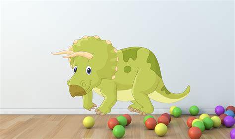 Wandtattoo Kinderzimmer Dino by Dinosaurier Wandtattoo Dinosaurier Sticker Kinderzimmer