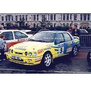 Frank Meagher Ford Sapphire RS Cosworth  Manx