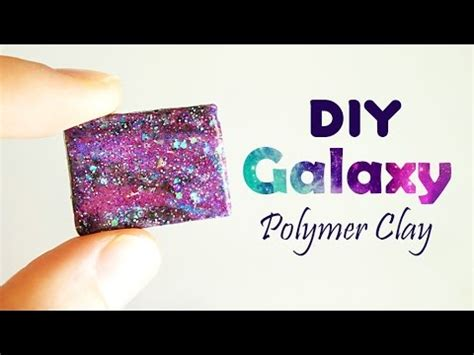 tutorial youtube diy galaxy polymer clay tutorial youtube