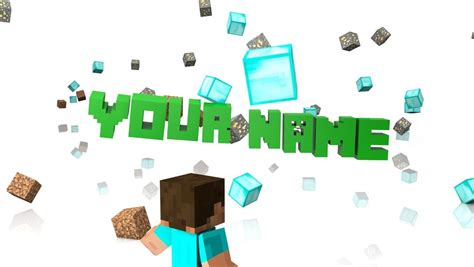 minecraft intro template maker free minecraft intro template cinema 4d after effects