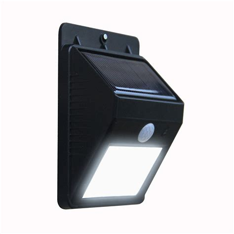 exterior led motion sensor lights outdoor led wireless solar powered motion sensor light