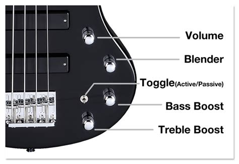 What Do The Knobs On My Bass Do swing guitars products bass guitars mk 1