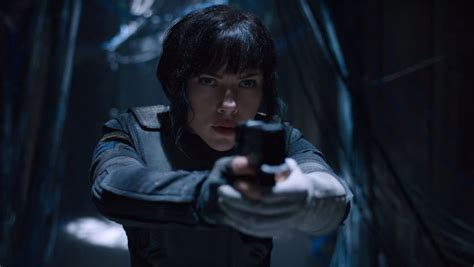 ghost film new ghost in the shell live action movie teaser trailers