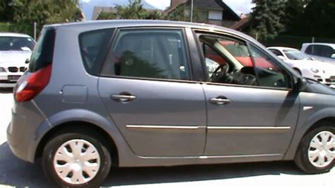 renault scenic 2007 2007 renault scenic 1 5 dci dynamique full review start up