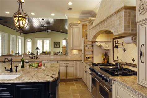 Kitchen Pendant Lighting Ideas by Gourmet Kitchen