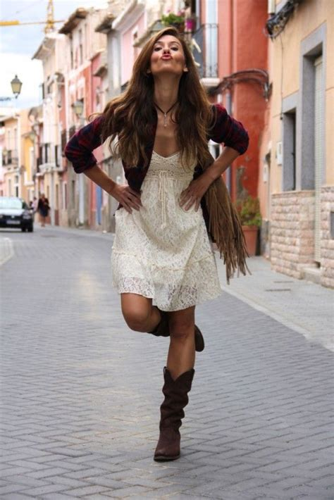 light colored boots cardigan to match complement boots with light colored