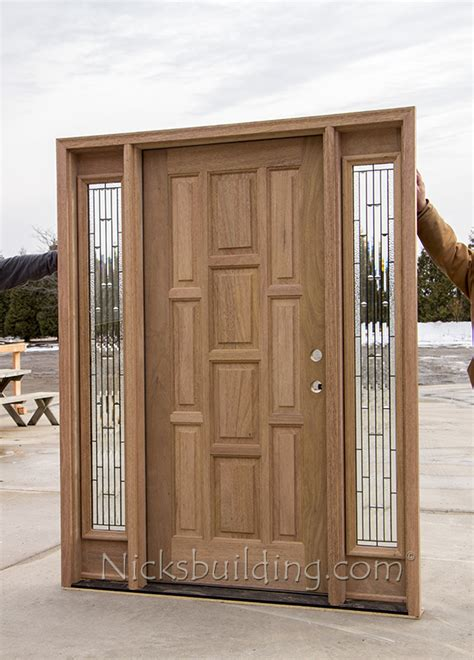 Mahogany Exterior Doors Wholesale Exterior Solid Mahogany Doors Cl 102