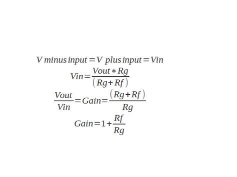 resistor gain equation resistor gain equation 28 images inverting op resistor calculator inverting op resistor