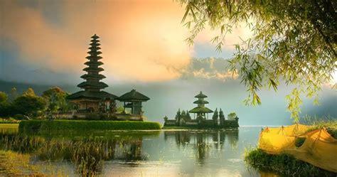 foto foto menakjubkan keindahan alam indonesia