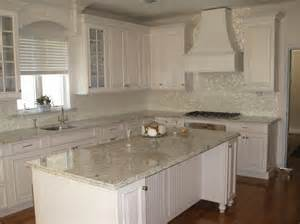 White Backsplash Tile For Kitchen by Decorations White Subway Tile Backsplash Of White Subway