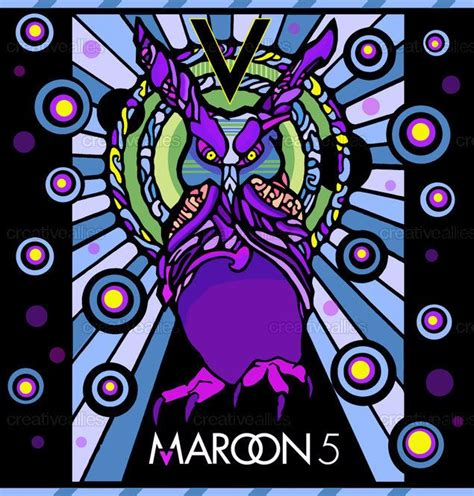 design cover maroon 5 82 best images about maroon 5 on pinterest artworks to