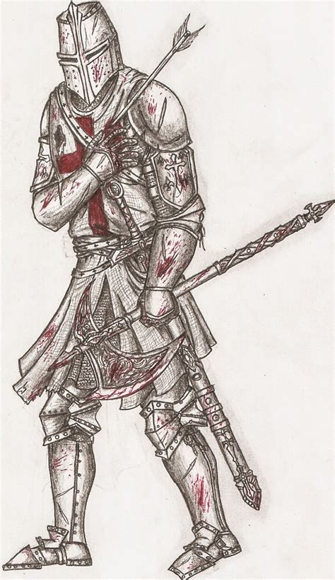 templar knight drawings www imgkid com the image kid