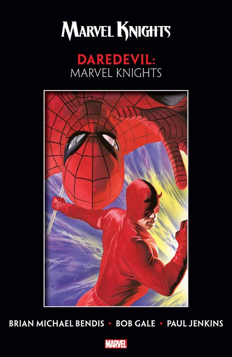 daredevil yellow hc announcing the marvel knights 20th anniversary trade program first comics news