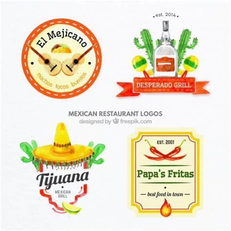 logotipos de cocina mexicano fotos y vectores gratis