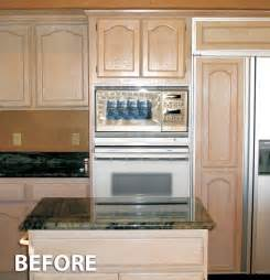 Refaced Kitchen Cabinets Kitchen Cabinet Refacing Ma Myideasbedroom