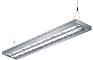 Suspended Light Fixtures T5 Fluorescent Suspended Lighting Fixtures 2x28w 2x54w