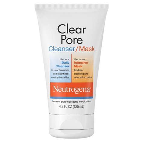 Neutrogena Pore neutrogena 174 clear pore cleanser mask 4 2 fl oz