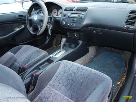 Honda Civic 2002 Interior by 2002 Honda Civic Ex Coupe Interior Color Photos Gtcarlot