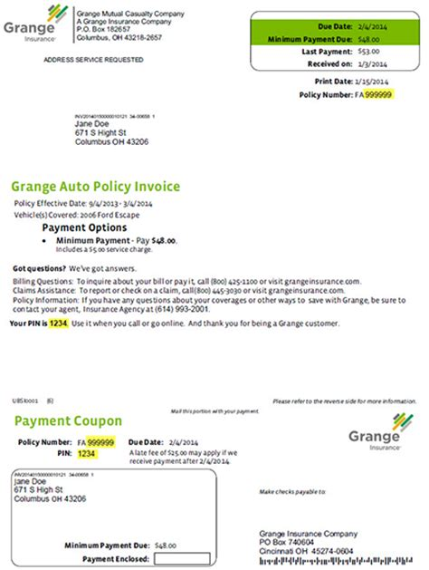 Grange Insurance Address by Send Grange Insurance An Email Message Grange Insurance