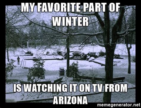Arizona Memes - arizona winter meme memes