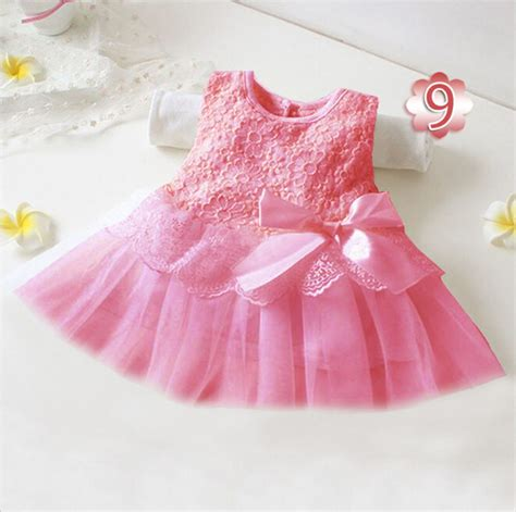 Dress Bayi 8 12 Bulan 2016 summer toddler dress baby dress princess