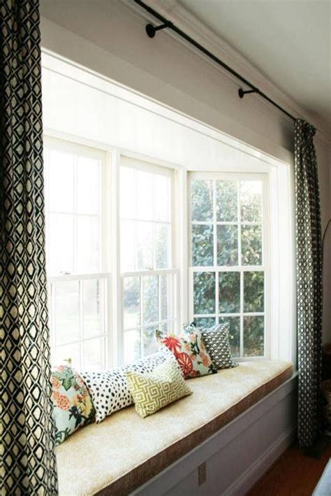 relaxing bedroom decorbow window best 25 bow windows ideas on bow window curtains fabric shades and bow window