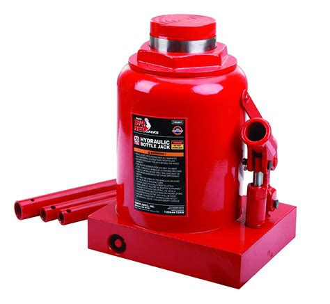 Torin T95007 Hydraulic Bottle Jack - 50 Ton | eBay Hydraulic Car Bottle Jack