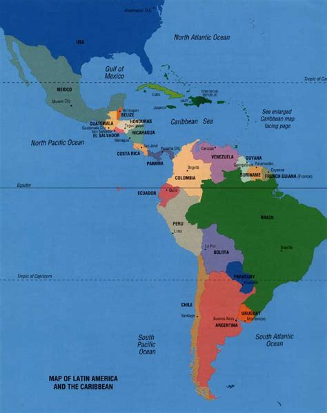 map of caribbean and south america a world safe from disasters the journey of