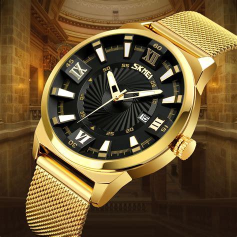 Jam Tangan Pria Tissot Sport Stainless Steel Berkualitas skmei jam tangan analog pria stainless steel 9166 white jakartanotebook
