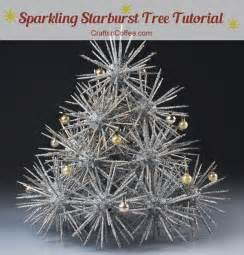 retro crafts how to diy a retro starburst tree crafts n coffee