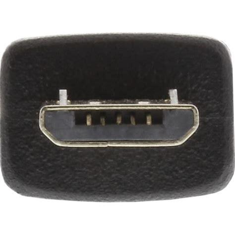 Kabel Usb30 Micro B 15m inline 174 micro usb otg adapterkabel micro b stecker an usb