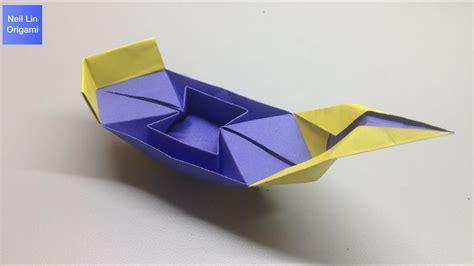 origami chinese junk boat origami chinese junk boat tutorial 寶船摺紙教學 origami barco de