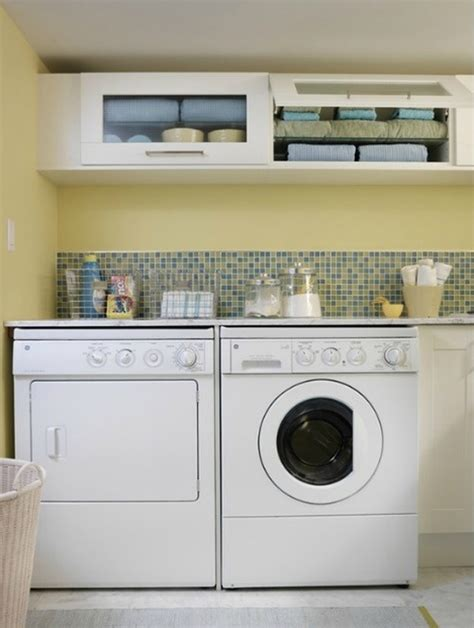 Decorating Ideas For Laundry Rooms 20 Laundry Room Ideas With Small Space Solutions