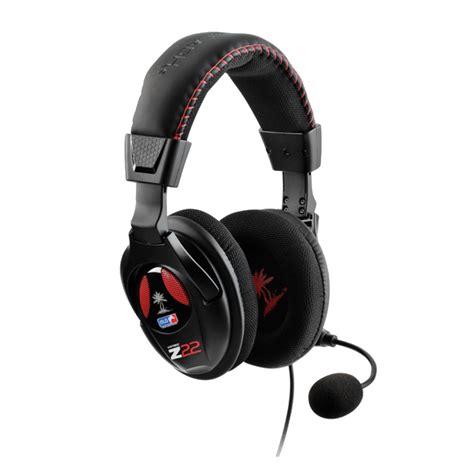 Headset Turtle turtle ear z22 wired headset the gamesmen