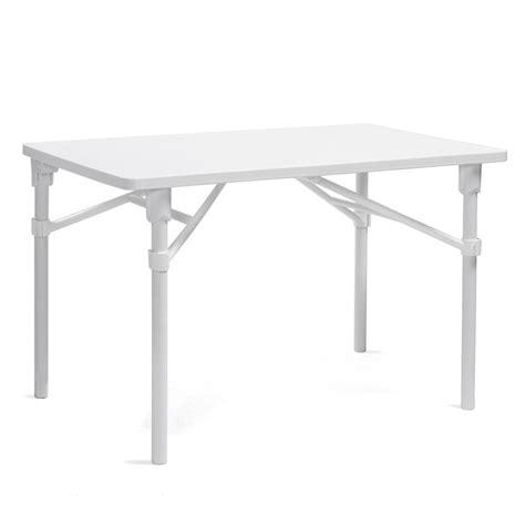 tavolo plastica pieghevole tavolo pieghevole da giardino e terrazzo zic nardi