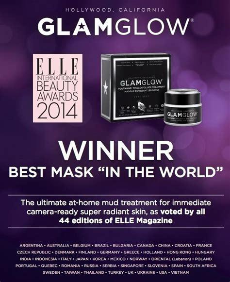 Masker Lumpur Glamglow glamglow youthmud tinglexfoliate treatment